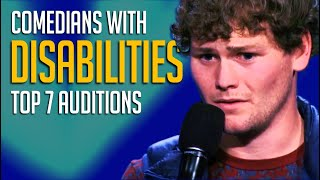 7 Comedians with Disabilities Who Inspired The World With Their Auditions