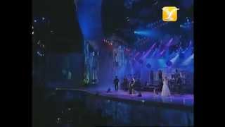 """Video thumbnail of """"Keko Yunge, Cielo Azul, Festival de Viña 1999"""""""
