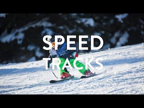 Speedtracks im Skicircus Saalbach Hinterglemm Leogang Fieberbrunn
