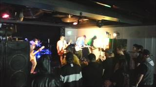 Cold Grip Live @ N3 Way Out Of Here 14/11/2015 @ The Beachcomber