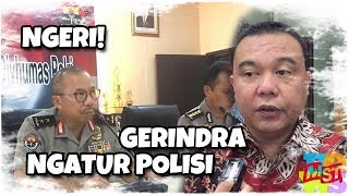 NGERI! Gerindra Sudah Ngatur Polisi dalam Kasus Ratna, Gimana Kalau Menang?
