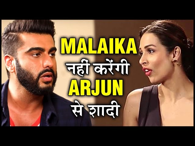 Arjun Kapoor Speaks Of Bald Head And Wedding With Malaika Arora