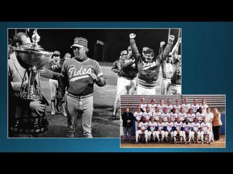 Norfolk Tides Baseball - A History