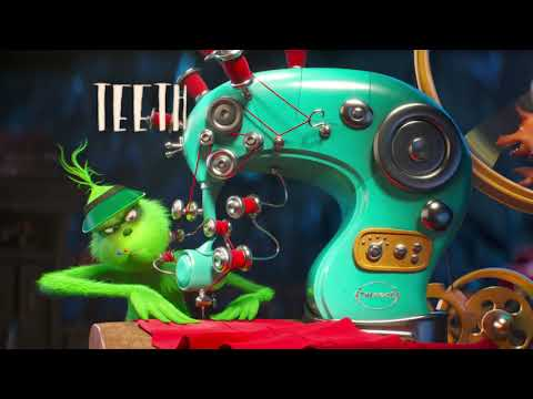"The Grinch (2018) Tyler, The Creator ""You're A Mean One"" – Lyric Video - Illumination AU"