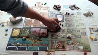 Vídeo Reseña del juego de mesa Náufragos