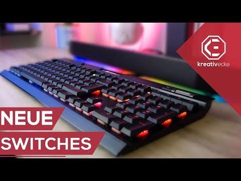 DIESE NEUE GAMING Tastatur wird das GAMING Erlebnis verändern! | Corsair K70 MK. 2 low profile