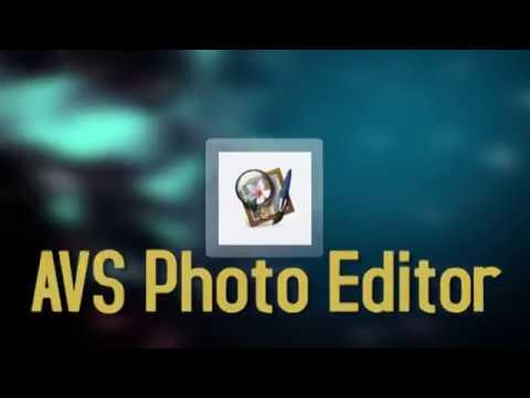 AVS Photo Editor - Freeware Review And Download For Windows