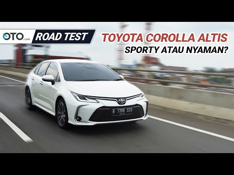 Toyota Corolla Altis | Road Test | Baby Camry | OTO.com