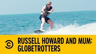 Russell Goes Full James Bond | Russell Howard And Mum: GlobeTrotters
