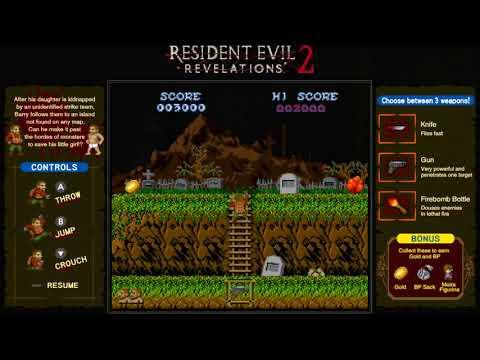 Resident Evil Revelations 2: Ghouls 'n Homunculi