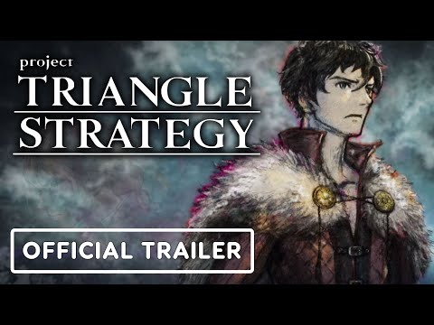 Project TRIANGLE STRATEGY – Official Announcement Trailer | Nintendo Direct