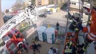 preview picture of video 'Fortbildung Absturzsicherung 2014'