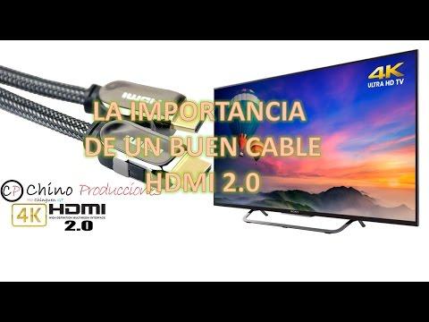 4K + HDMI ESPAÑOL