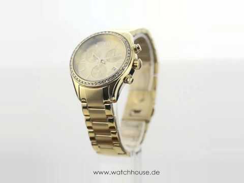 Timex Damen Chronograph TW2P66900 Armbanduhr