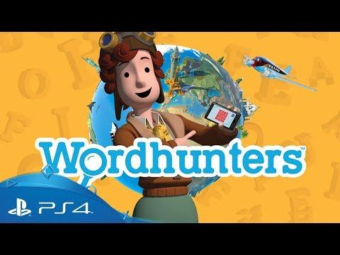 Wordhunters | Gameplay Trailer | PS4