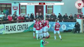 You can watch full highlights from this weekends draw against Derry City
