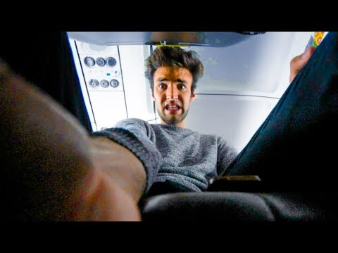 The CHEAPEST AIRPLANE SEAT in THE WORLD ($14)!