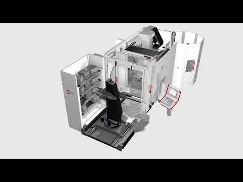 HERMLE Handlingsystem HS flex