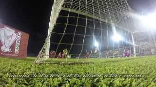 preview picture of video 'Video Color CF Mérida vs Toluca Copa MX'