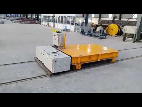 Battery And/ Or Mains Operated Transfer Trolley
