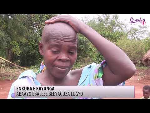 Ekuba elese ab' e Kayunga beeyaguza lugyo