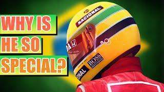 What Made Ayrton Senna So SPECIAL?