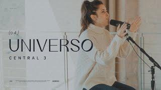 Universo (Clipe Oficial) | CENTRAL 3 - Gabriela Maganete