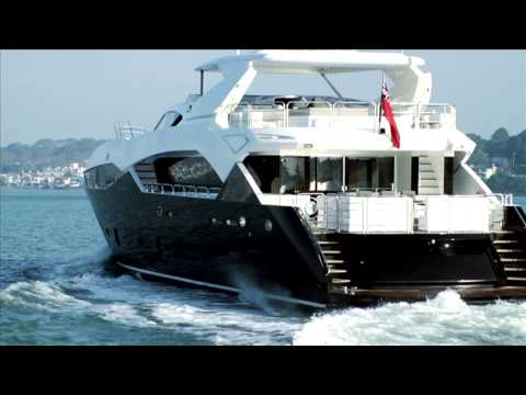 Sunseeker 115 Sport Yachtvideo
