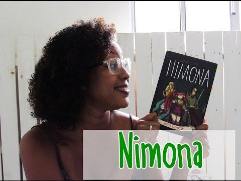 Nimona, Noelle Stevenson | Passos entre Linhas