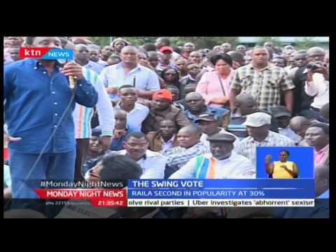 Uhuru Kenyatta remains most popular presidential candidate according to latest IPSOS survey