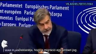 Migrációs Paktum – Bűncselekmény lesz a migráció kritizálása mind egyénileg, mind a médiában (videó)