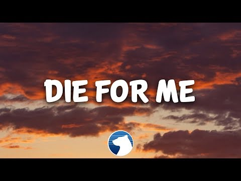 Post Malone - Die For Me (Clean - Lyrics) ft. Halsey & Future