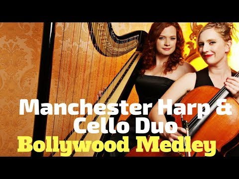 Manchester Harp & Cello Duo Video