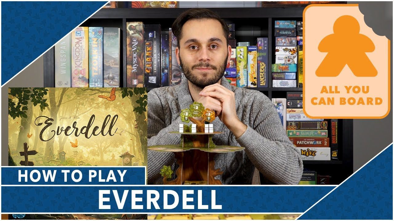 Everdell: How to Play by AYCB