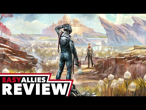 The Outer Worlds - Easy Allies Review - YouTube video thumbnail