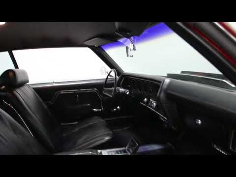 Video of '70 Chevelle SS - MFNU