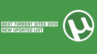 Best Torrent Sites 2019  | New Updated List