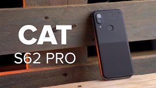 Handy mit Wärmebildkamera im Video | Cat S62 Pro im Test | Computer Bild [deutsch]