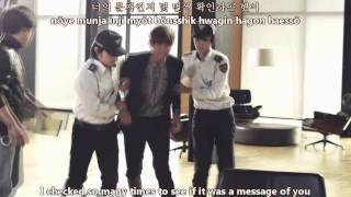 [MV] 2AM - You Wouldn't Answer My Calls [English subs+Romanization+Hangul]