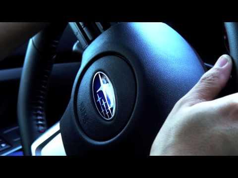 2015 Subaru WRX first drive