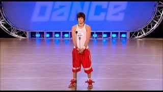 SYTYCD UK 2011 - Charlie Wheeler audition