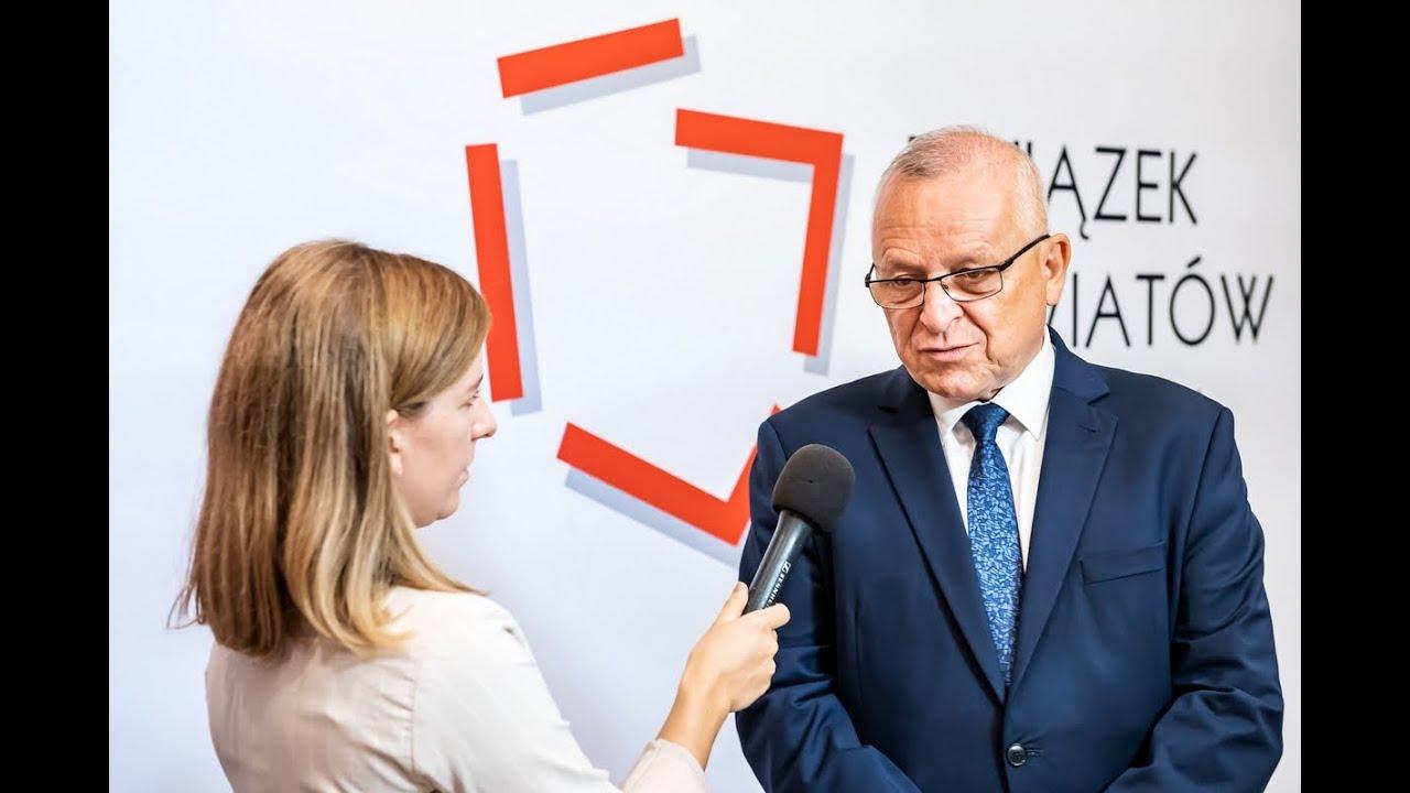 Wywiad TV z Prezesem Zarządu ZPP Andrzejem Płonką podczas Zgromadzenia Ogólnego ZPP