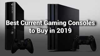 10 Best Gaming Console 2019 - Do Not Any Gaming Console Before Watching this Video - Detailed Review