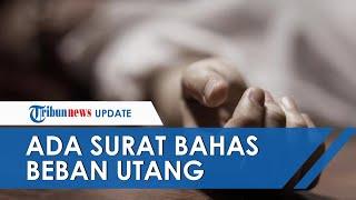 Evakuasi Ibu Muda dan Dua Anak Tewas di Cipatat, Polisi Temukan Surat soal Beban Utang