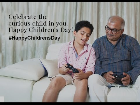 appy Children's Day from Pearson