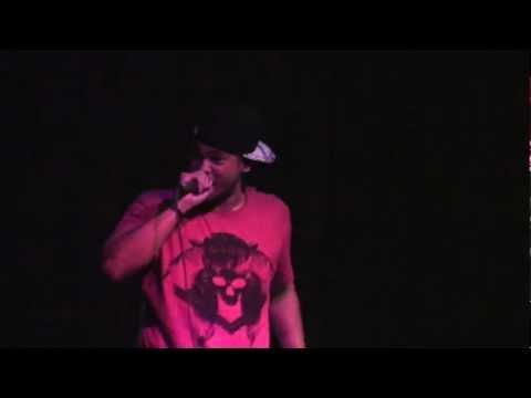 Kao - Live performance with Mr. Grey & DJ Shyamroc - Brick & Mortar Music Hall, SF CA