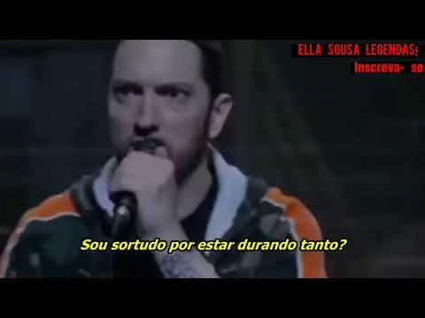 Eminem - Walk On Water ft. Beyonce Legendado/Tradução (Letra PT-BR/VídeoClipe)