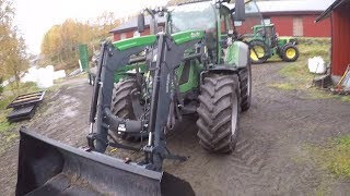 Quicke | Attatching | Detatching | HeadCam | Fendt | John Deere