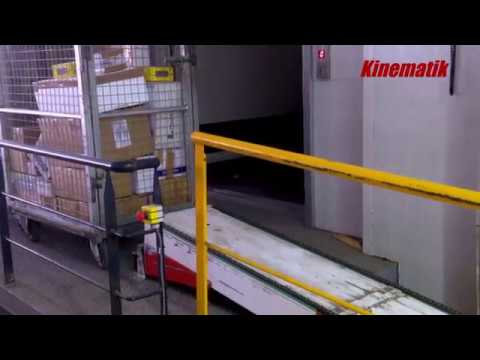 Roll Cage Conveyor
