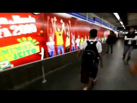 Coca Cola Wall MUral